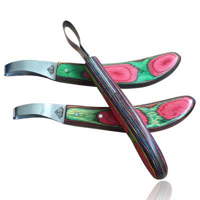 Hoof Loop Knife Multi Colour