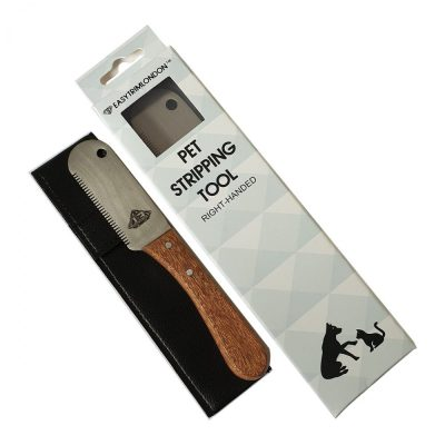 Pet Stripping Knife Clawdia Medium
