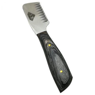 Coarse Thinning Pet Stripping Knife