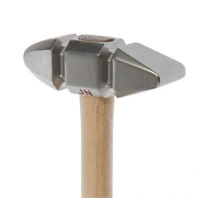 Jim Blurton Nunn Double Clipping Hammer