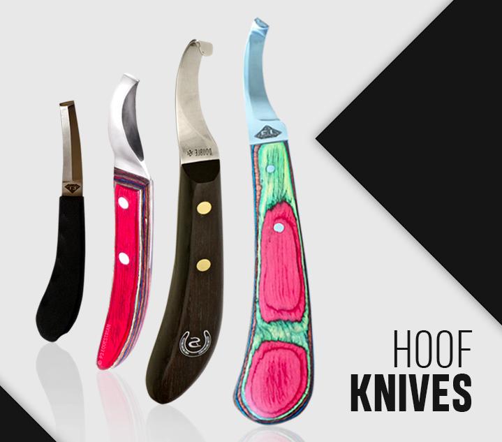 Hoof Knives