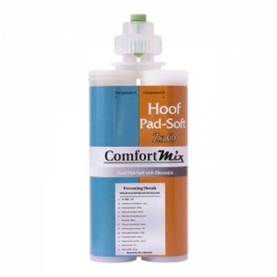 Comfort Mix Hoof Pad Soft Zn0 200cc